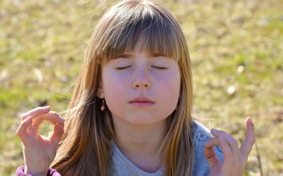 Méditation enfant